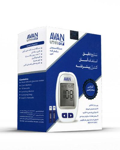 دستگاه تست قند آوان مدل AGM01