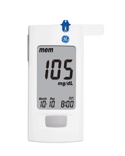 دستگاه اندازه گیری قند خون بایونیم GM110