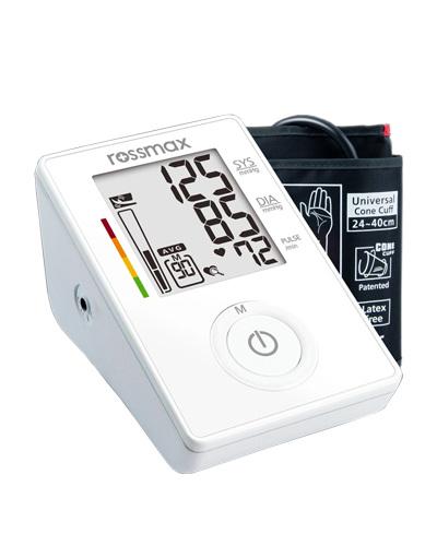 فشارسنج دیجیتال آداپتور دار rossmax مدل CF155f